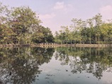 Dafushan forest park in Gungzhou