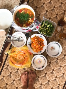 Taiwanese dishes 台灣料理