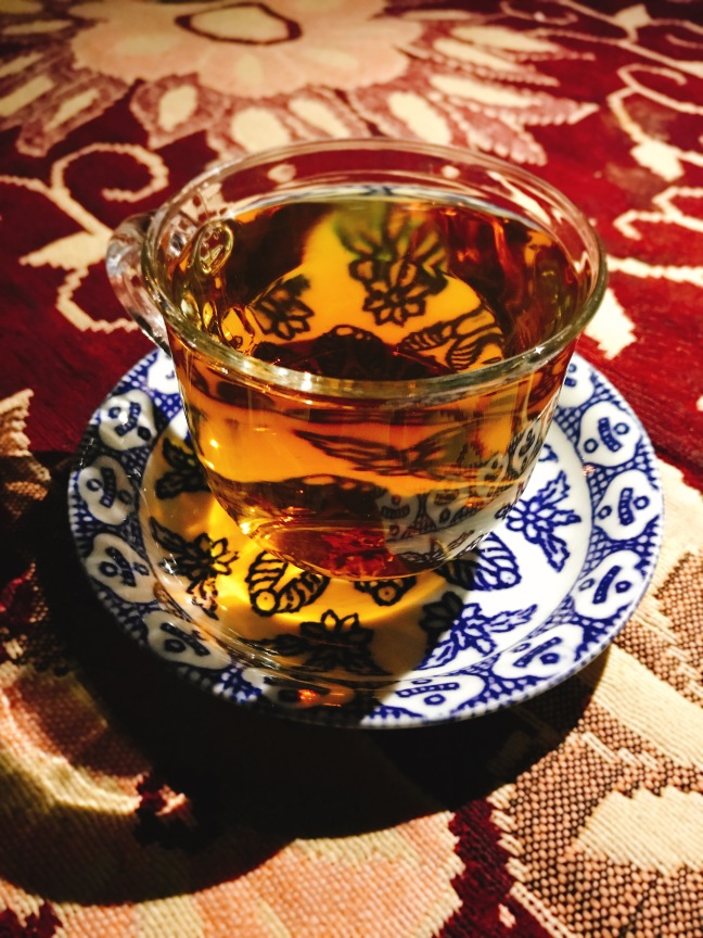 Black tea in Iran