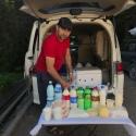 dairy vendor 乳製品攤販