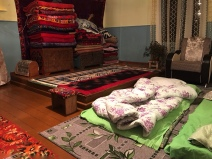 kyrgyz bed